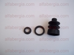 Kit revisione pompa freni a tamburo/Seals and dust cover for repair brake master cilynder 1